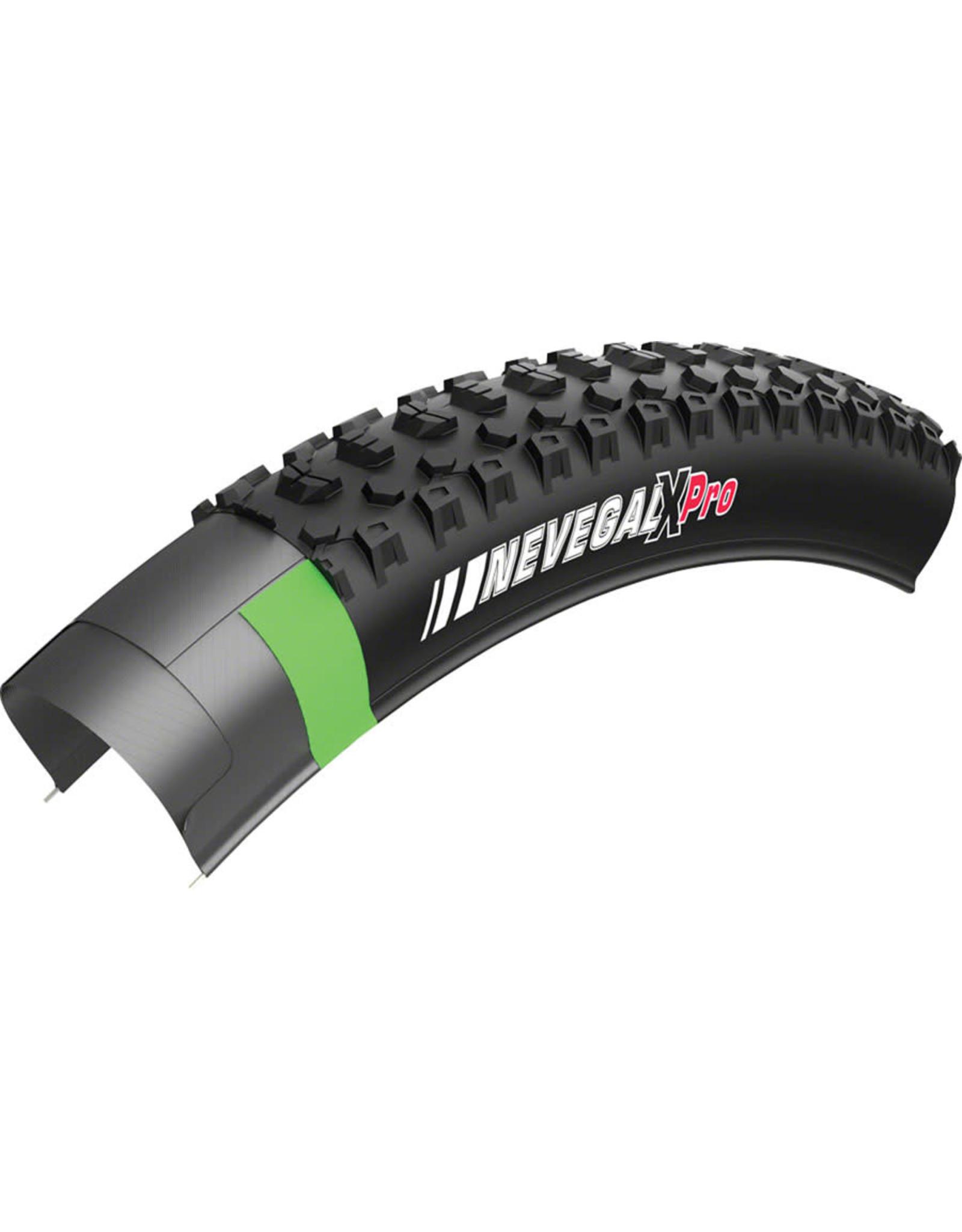 Kenda Kenda Nevegal X Pro Tire - 26 x 2.35, Tubeless, Folding, Black