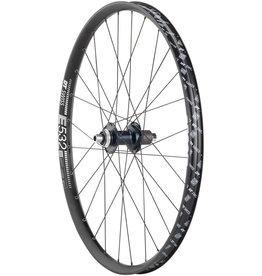 "Quality Wheels Shimano SLX/DT E532 - 27.5"", 12 x 148mm, Center-Lock, Micro Spline, Black, Rear Wheel"