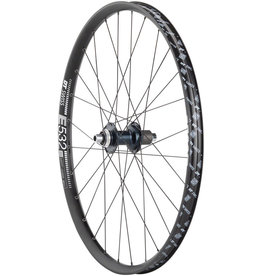 "Quality Wheels Shimano SLX/DT E532 Rear Wheel - 27.5"", 12 x 148mm, Center-Lock, Micro Spline, Black"