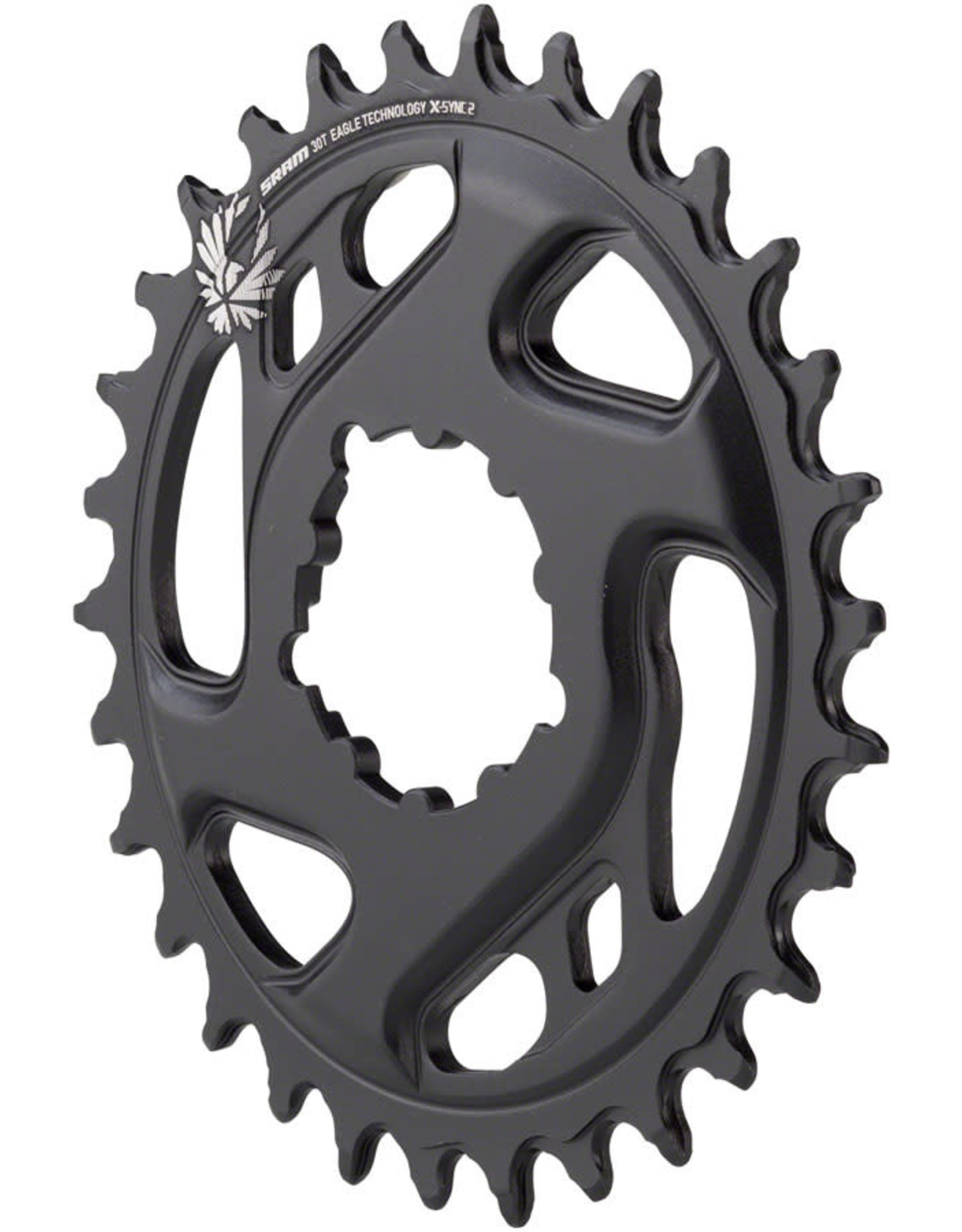 SRAM SRAM X-Sync 2 Eagle Cold Forged Direct Mount Chainring 30T Boost 3mm Offset