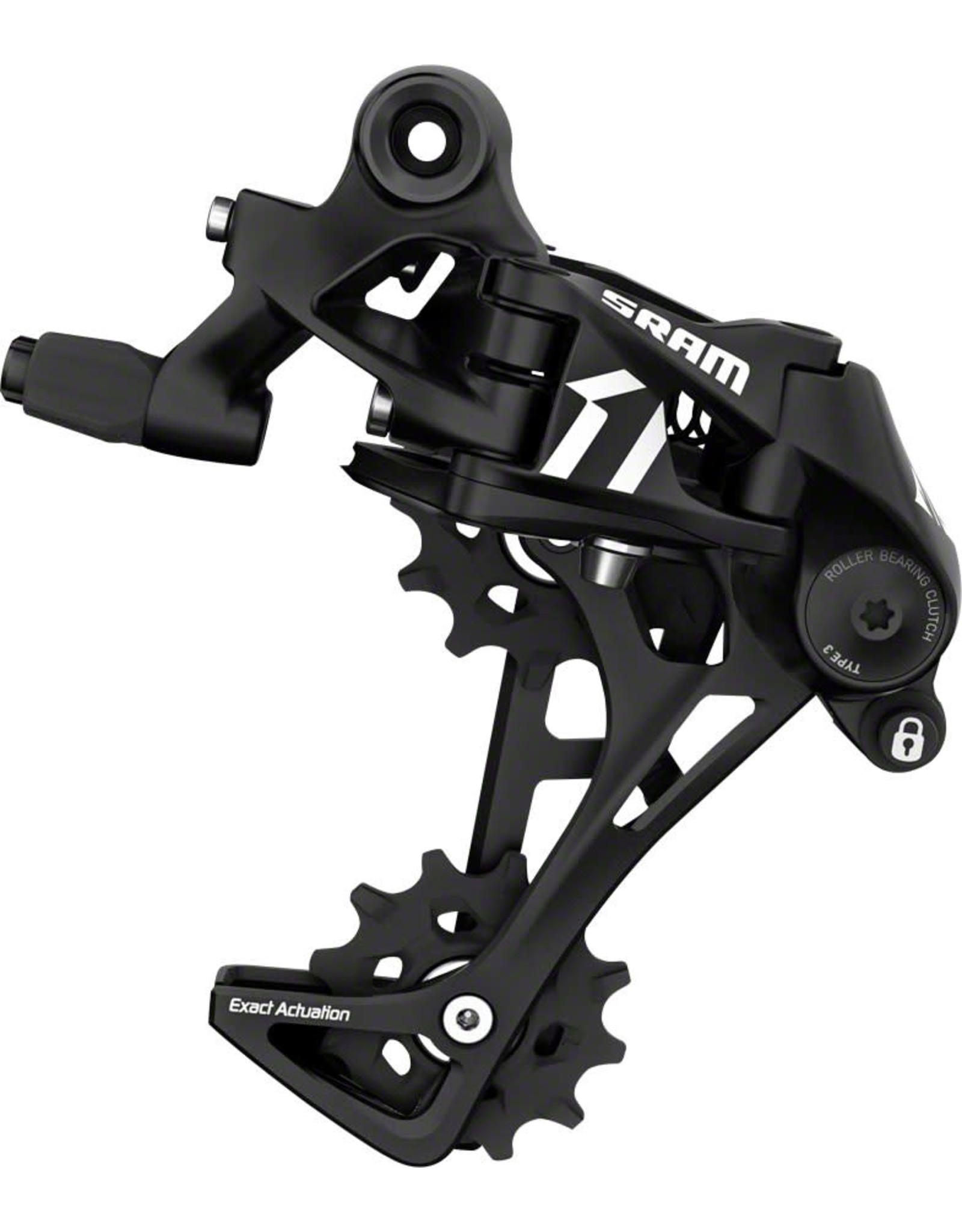SRAM SRAM Apex Rear Derailleur - 11 Speed, Long Cage, Black