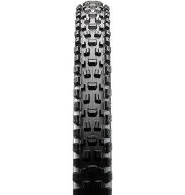Maxxis Maxxis Assegai Tire - 29 x 2.5, Tubeless, Folding, Black, Dual, EXO, Wide Trail
