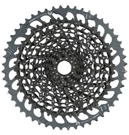 SRAM SRAM GX Eagle XG-1275 Cassette - 12-Speed, 10-52t, Black, For XD Driver Body Lunar