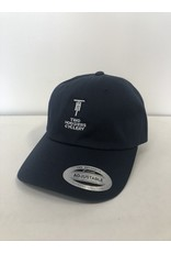 2021 Two Hoosiers Cyclery Classic Dad Hat Navy
