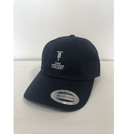 Two Hoosiers Cyclery 2021 Two Hoosiers Cyclery Classic Dad Hat Navy