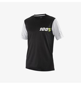 100% 100% Ridecamp Youth Jersey Black