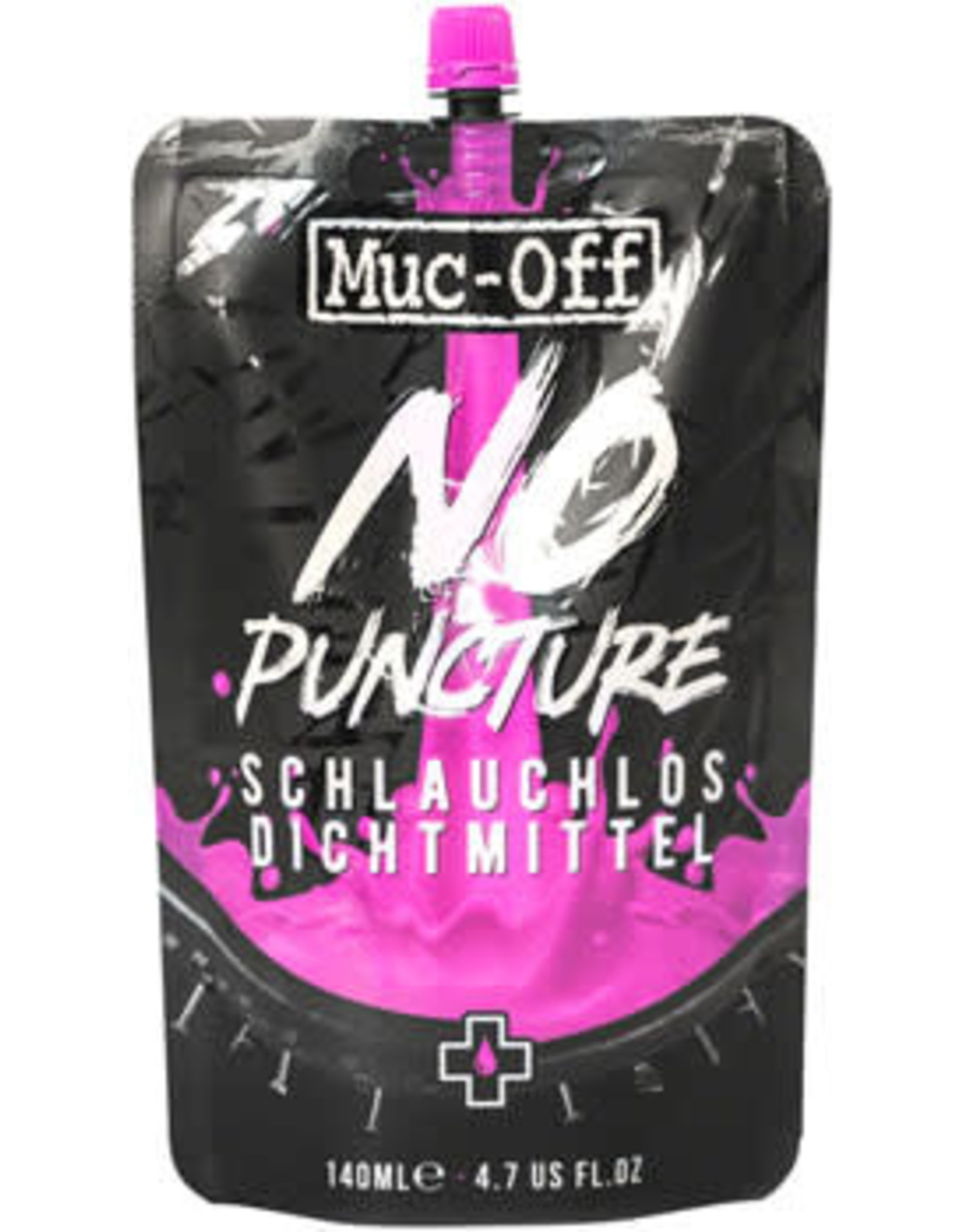 Muc-Off Muc-Off No Puncture Tire Sealant 140ml Pouch