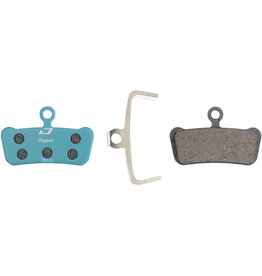 Jagwire Jagwire Sport Organic Disc Brake Pads for SRAM Guide RSC, RS, R, Avid Trail