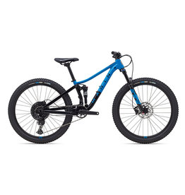 "Marin Bikes 2021 Marin Rift Zone Jr. 24"" Black/Blue"