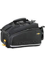 Topeak Topeak MTX TrunkBag DXP Rack Bag with Expandable Panniers: 22.6 Liter, Black