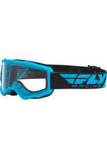 FLY RACING Fly Racing FOCUS GOGGLE ELECTRIC BLUE W/CLEAR LENS