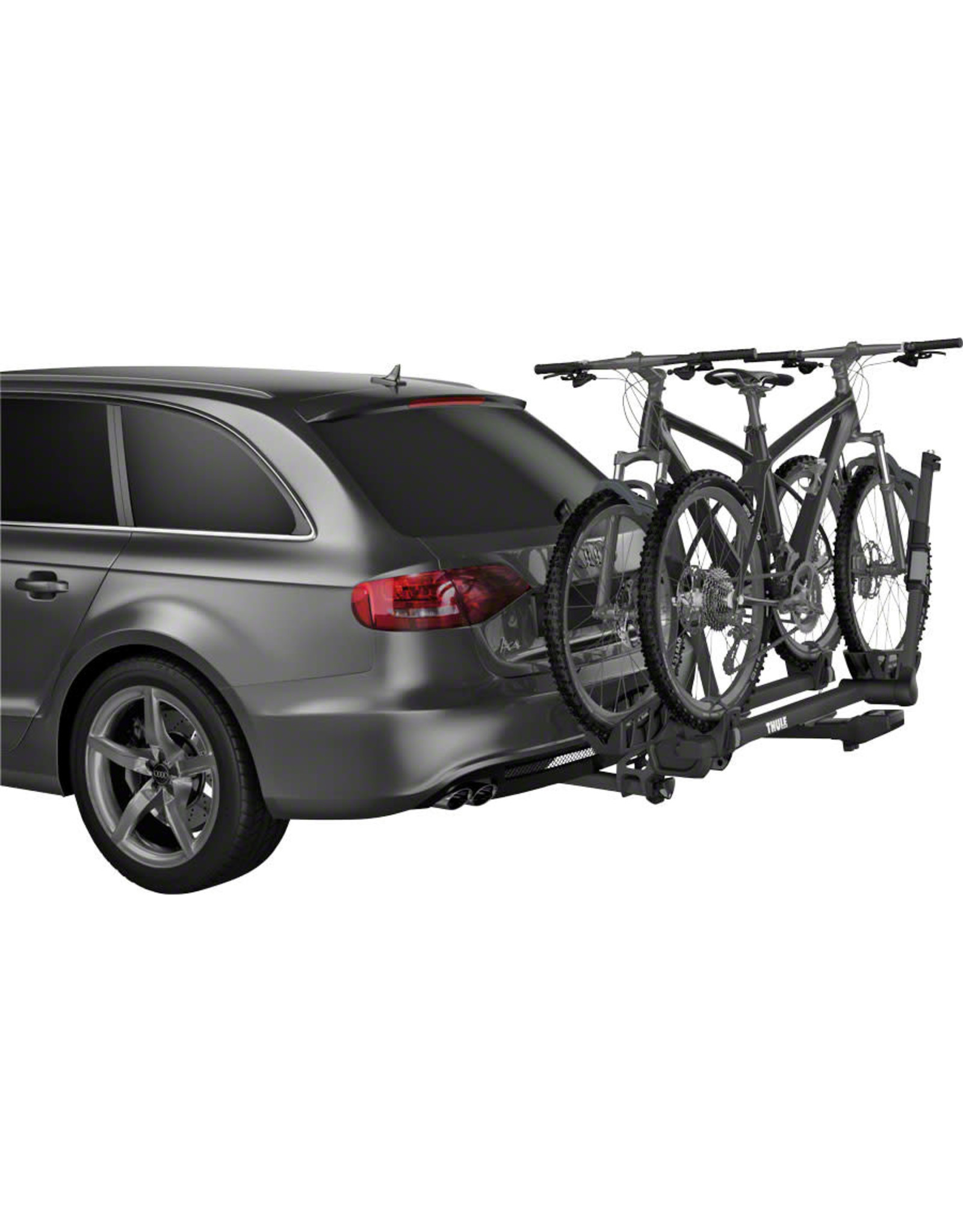 "Thule Thule T2 Pro XT Hitch Bike Rack - 2-Bike, 2"" Receiver, Black"