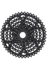 microSHIFT microSHIFT Acolyte Cassette - 8 Speed, 12-46t, Black, ED Coated