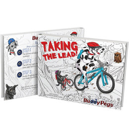Buddy Pegs LLC Taking the Lead: Children's Book