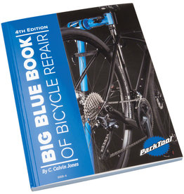 Park Tool Park Tool BBB-4 Big Blue Book of Bike Repair 4th Edition