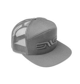 """ENVE Composites ENVE 7-Panel Trucker Hat Black (""""3D Logo Hat""""/""""5- Panel"""")"""