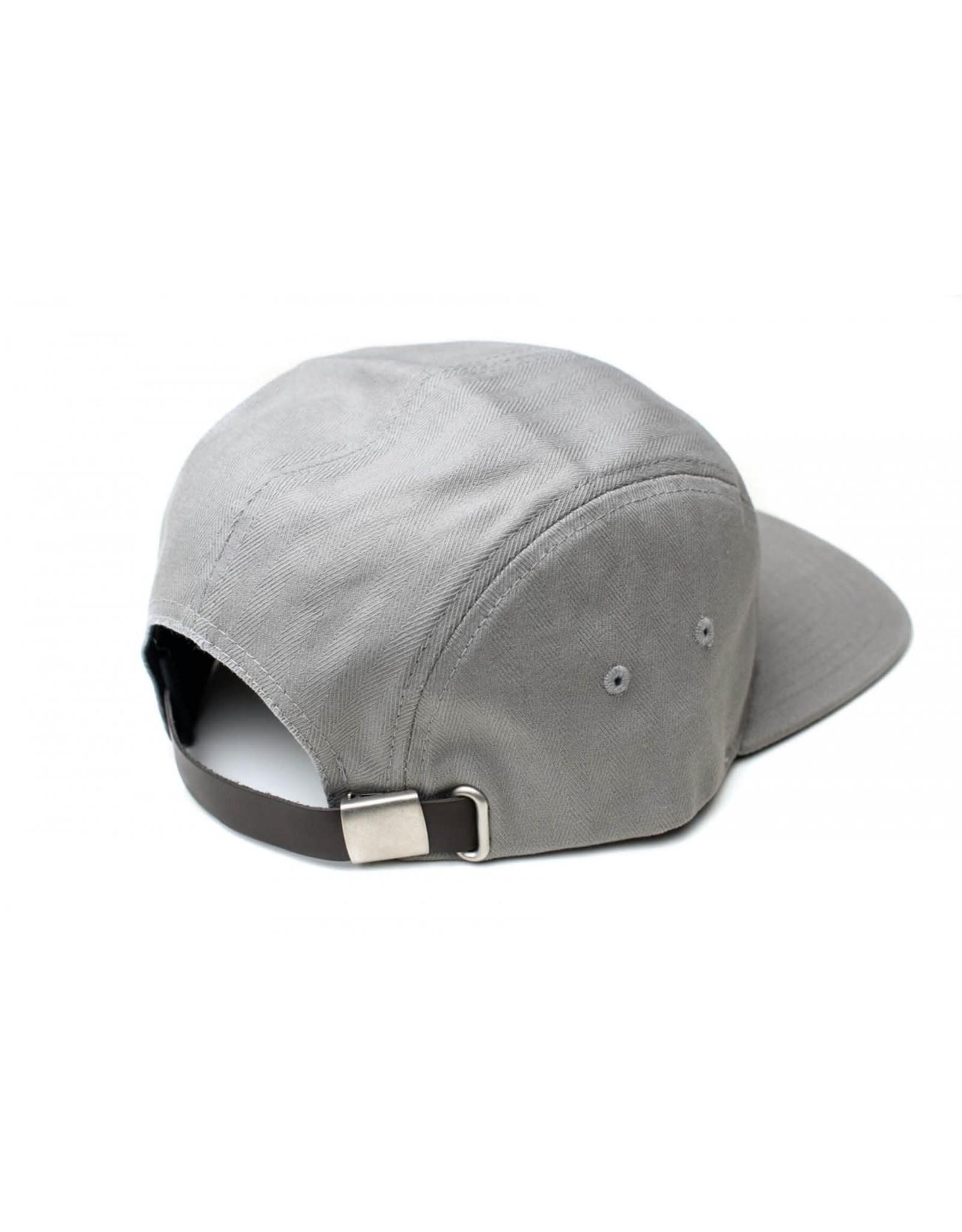 """ENVE Composites ENVE 5-Panel Patch Hat Grey (""""Camp Hat"""")"""