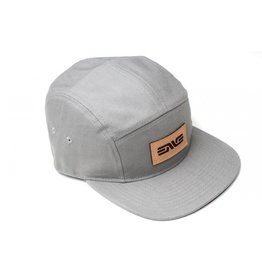 "ENVE Composites ENVE 5-Panel Patch Hat Grey (""Camp Hat"")"