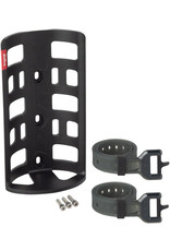 Salsa Salsa EXP Series Anything Cage HD with EXP Rubber Straps, Black