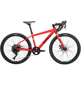 "Salsa Salsa Journeyman Advent Bike - 24"", Aluminum, Red, One Size"