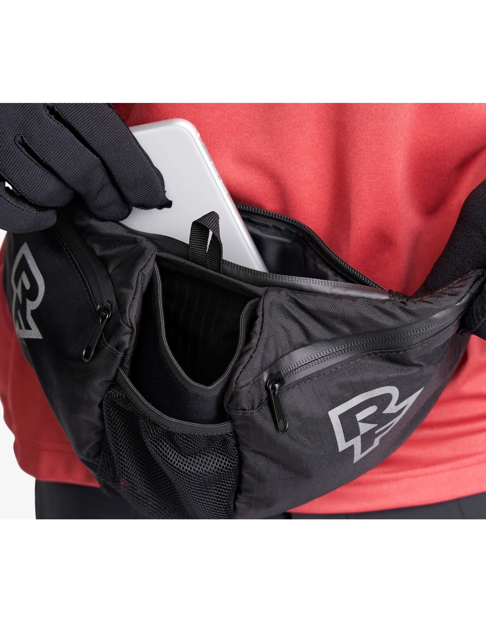 Race Face Raceface Stash Quick Rip Bag-Stealth-Onesize Stealth
