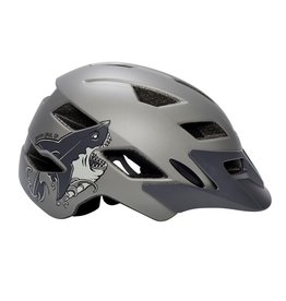 Bell Bell Sidetrack Universal Child Helmet Matte Ti Shark