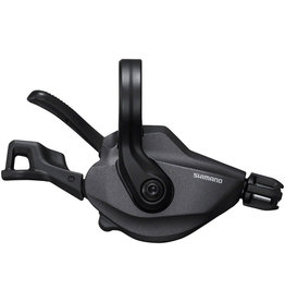 Shimano Shimano XT SL-M8100-L Right Clamp-Band 12-Speed Shifter, Black