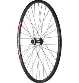 "Quality Wheels Shimano Deore M610/DT 533d Front Wheel - 29"", 15 x 110mm Boost, Center-Lock, Black"