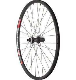 "Quality Wheels Shimano Deore M610/DT 533d Rear Wheel - 29"", 12 x 148mm Boost, Center-Lock, HG 10, Black"