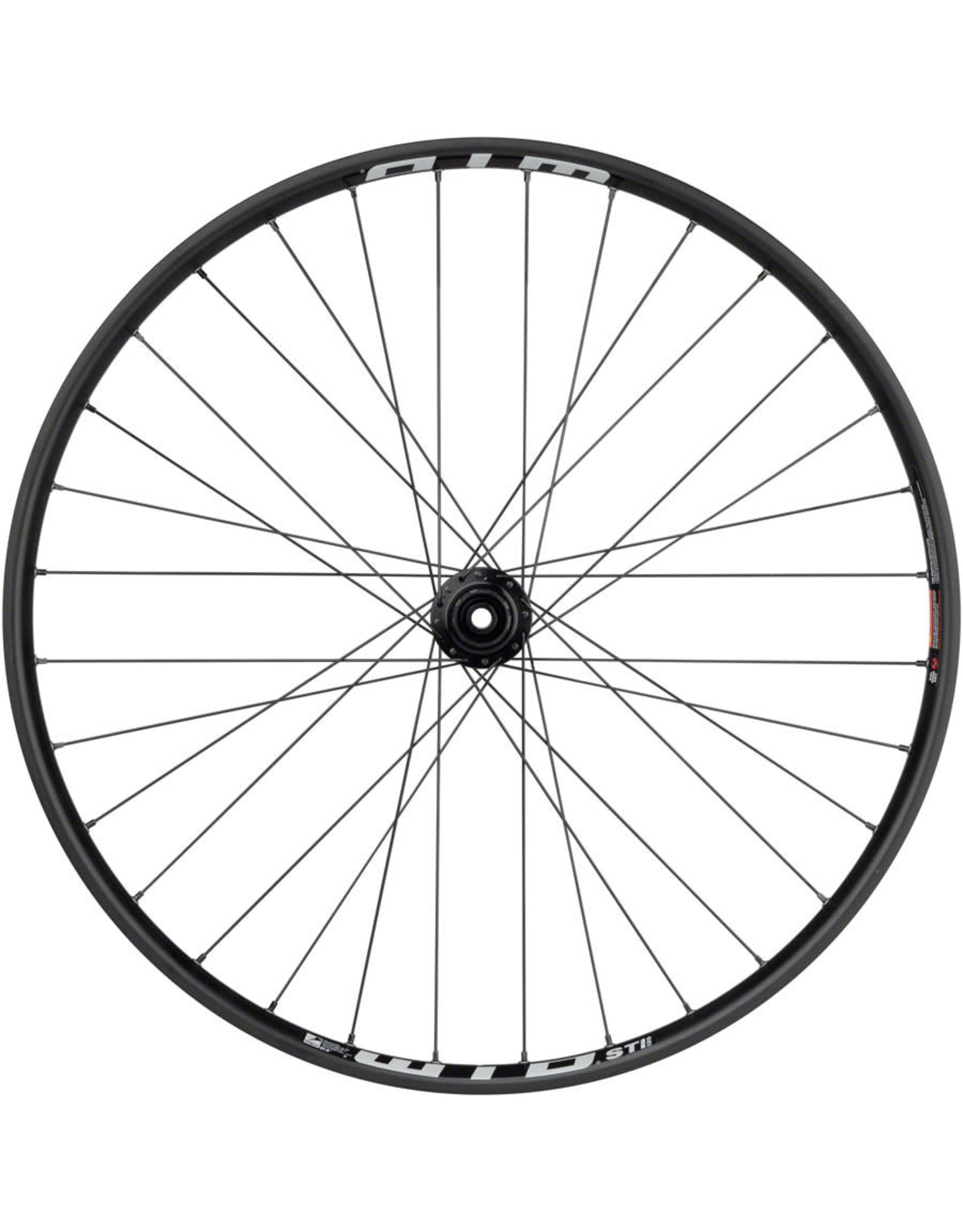 "Quality Wheels WTB ST Light i29 Rear Wheel - 27.5"", 12 x 148mm Boost, Center-Lock, HG 11, Black"