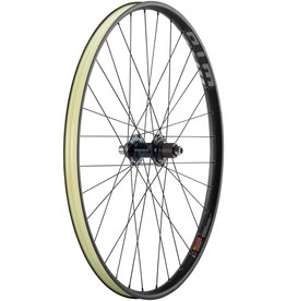 "Quality Wheels Shimano SLX/WTB ST Light i29 Rear Wheel - 29"", 12 x 148mm Boost, Center-Lock, Micro Spline, Black"
