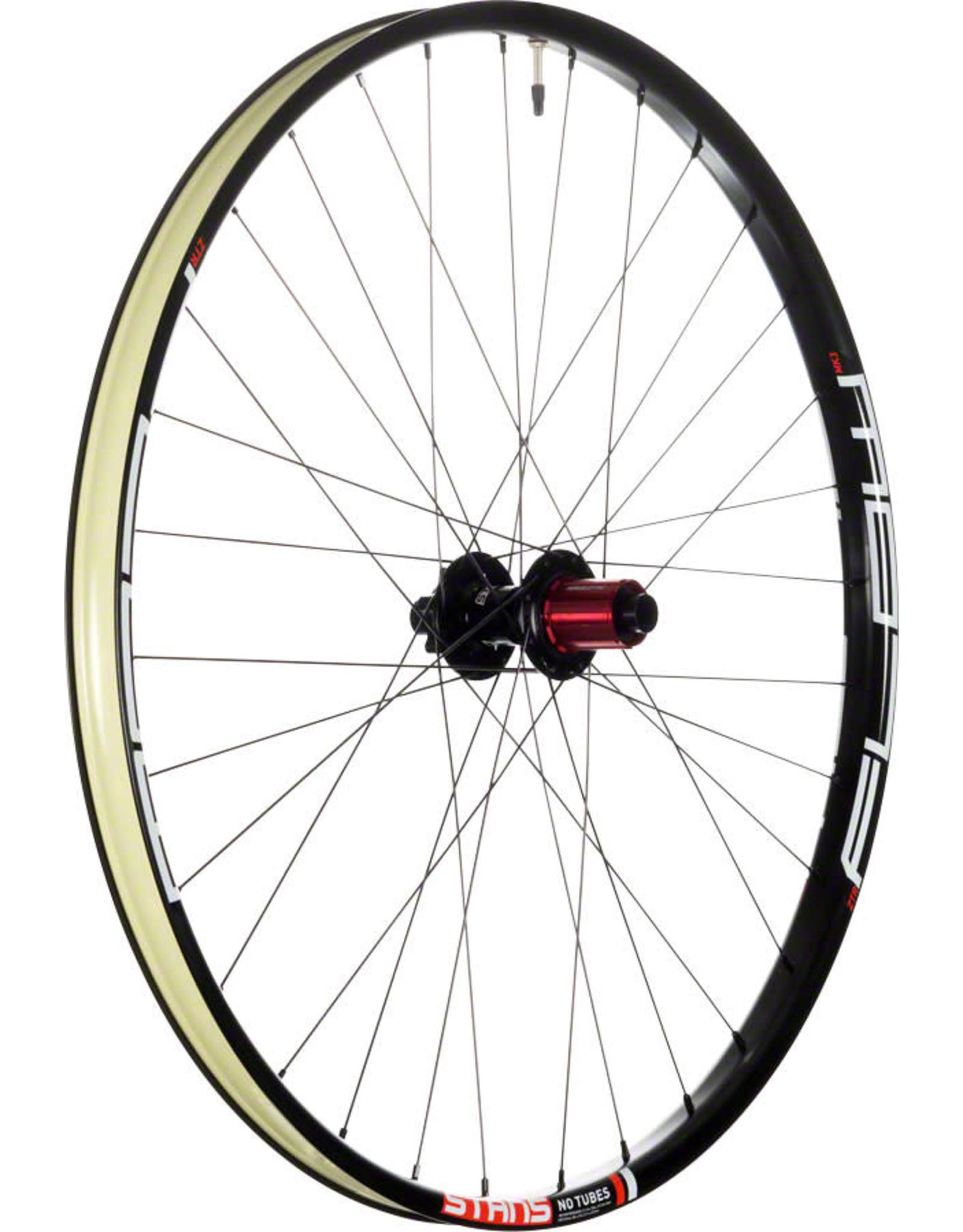 "Stan's No Tubes Stan's No Tubes Flow MK3 Rear Wheel - 29"", 12 x 148mm Boost, 6-Bolt, HG 11, Black"