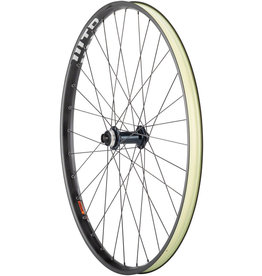 "Quality Wheels SLX/WTB ST Light i29 Front Wheel - 27.5"", 15 x 110mm Boost, Center-Lock, Black"