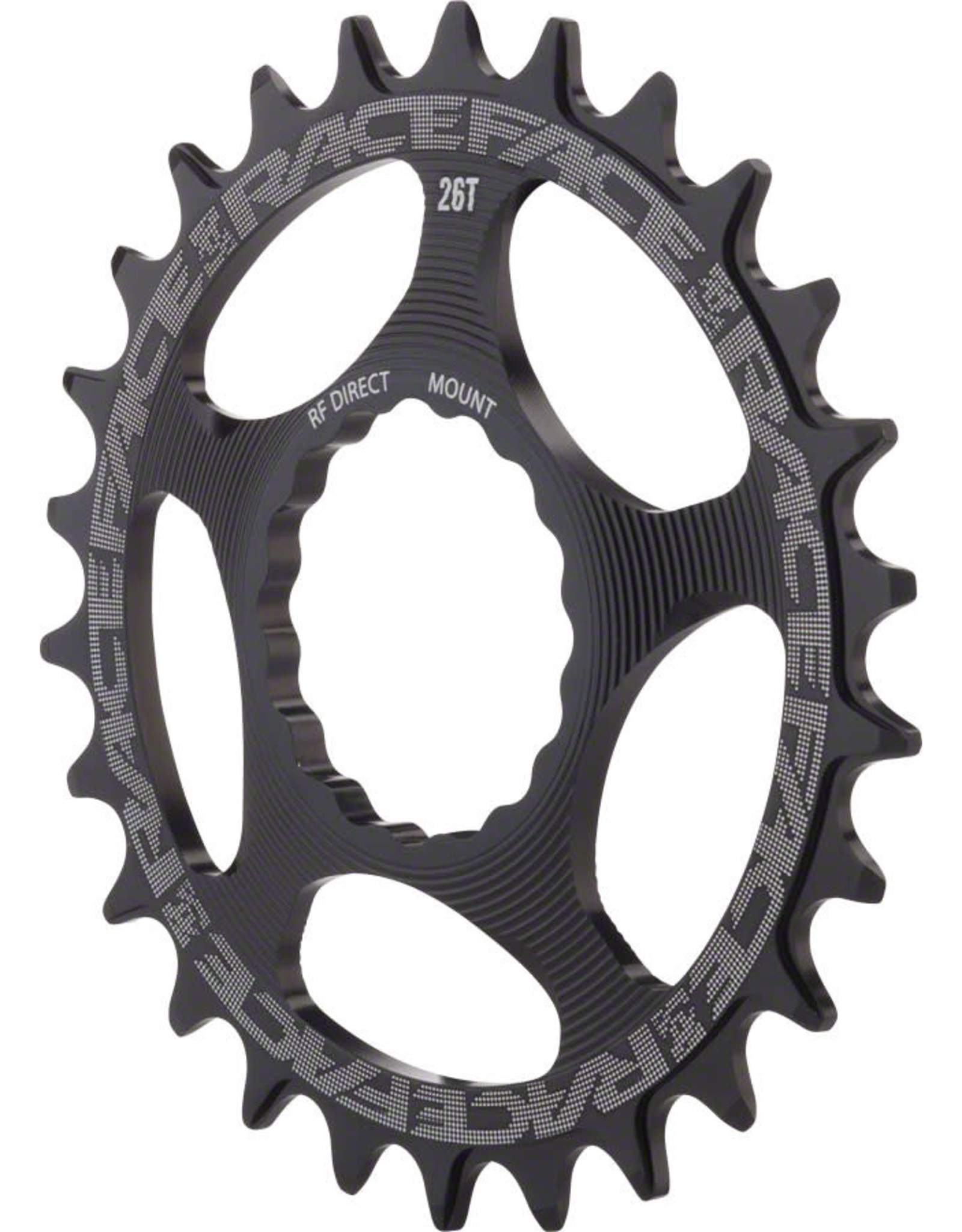 RaceFace RaceFace Narrow Wide Chainring: Direct Mount CINCH, 32t, Black