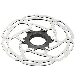 Tektro Tektro TR-35 Disc Brake Rotor, Center-Lock, Silver (TRP 1.8mm Compatible)
