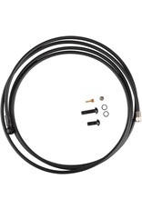 TRP TRP Hose Replacement Kit with Banjo, 5.0 x 2000mm Black