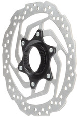 Shimano Shimano Altus SM-RT10-S Disc Brake Rotor - 160mm, Center Lock, For Resin Pads Only, Silver