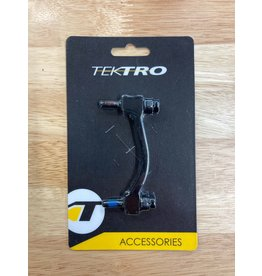 Tektro Tektro Disc Brake Adaptor - Front Post Mount 180mm, Compatible with 203mm Rotor (TRP COMPATIBLE)