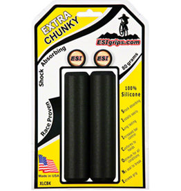 ESI ESI Extra Chunky Grips - Black