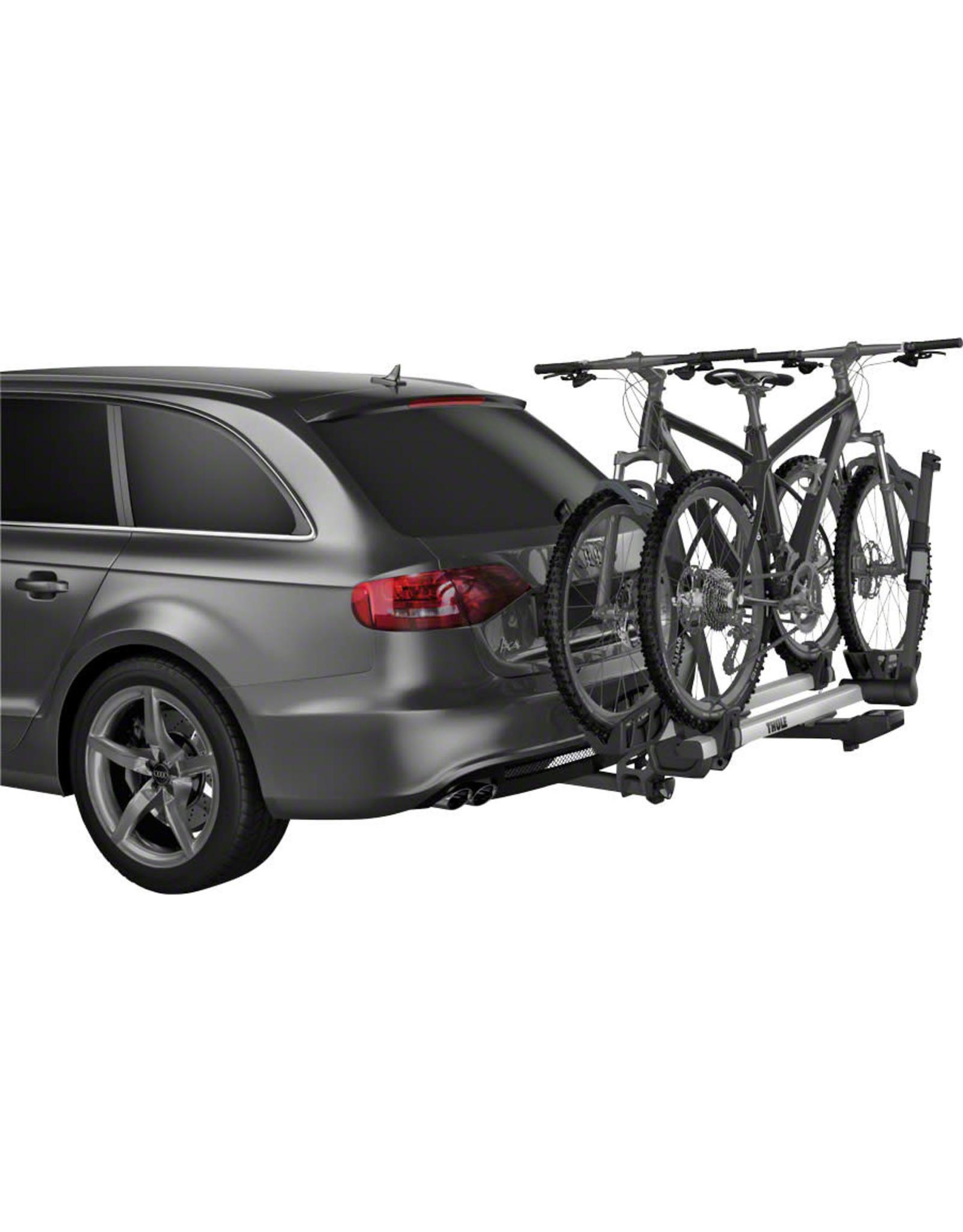 "Thule Thule T2 Pro XT Hitch Bike Rack - 2-Bike, 2"" Receiver, Silver"
