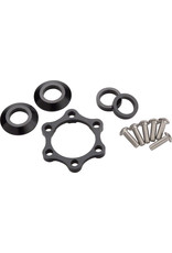 Problem Solvers Problem Solvers Front 10mm Booster Kit - 6-Bolt Hub (100mm to 110mm Hub Adapter)