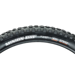 Maxxis Maxxis Minion DHF Tire - 27.5 x 2.6, Tubeless, Folding, Black, Dual, EXO