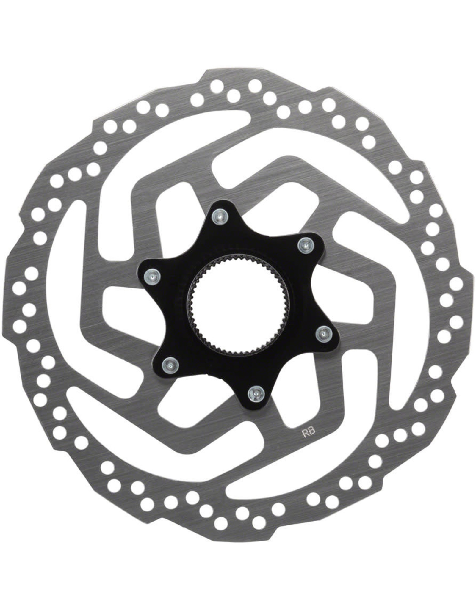 Shimano Shimano RT10M 180mm Centerlock Disc Brake Rotor, Resin Pad Only