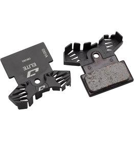 Jagwire Jagwire Elite Cooling Disc Brake Pad fits Shimano M9000, M9020, M985, M8000, M785, M7000, M666, M675, M615, S700, R785, RS785