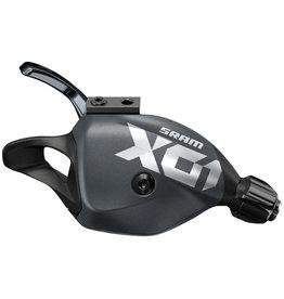 SRAM SRAM X01 Eagle Trigger Shifter - Rear, 12-Speed, Discrete Clamp, Lunar