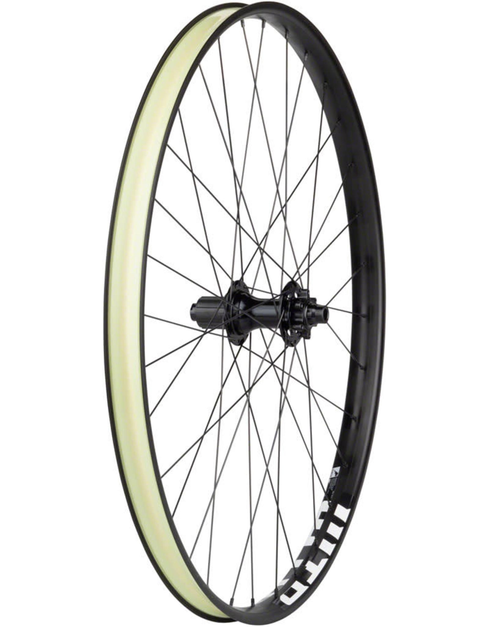 "Quality Wheels WTB i35 Disc - 29"", 12 x 148mm, 6-Bolt, HG 10, Black, Rear Wheel"