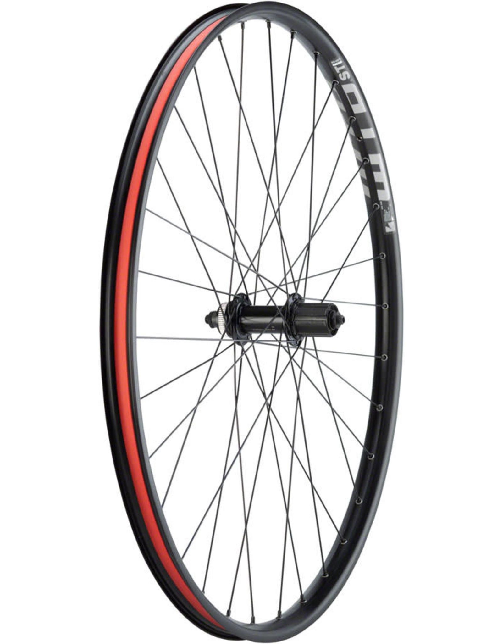 "Quality Wheels WTB ST Light i29 - 29"", QR x 141mm, Center-Lock, HG 10, Black, Rear Wheel"