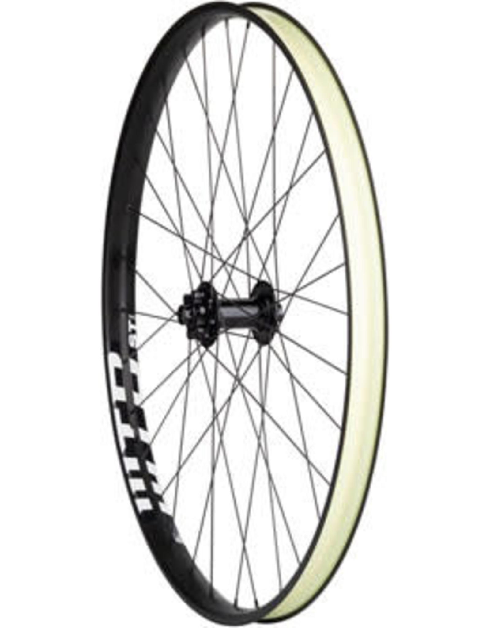 "Quality Wheels Quality Wheels WTB i35 Disc Front Wheel - 29"", 15 x 110mm, 6-Bolt, Black"