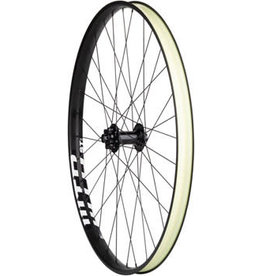 "Quality Wheels Quality Wheels WTB i35 Disc Front Wheel - 29"", 15 x 110mm, 6-Bolt, Black"