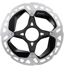 Shimano Shimano XTR RT-MT900-S Disc Brake Rotor - 160mm, Center Lock, Silver/Black